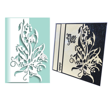 Lace Floral Edge Frame Metal Cutting Dies For DIY Scrapbooking Embossing Papers Cards Making Decorative Crafts Die Cuts New 2018