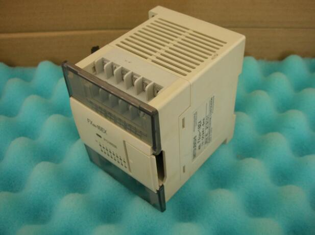 PLC FX0N-16EX , 90% appearance new , 3 months warranty in stock