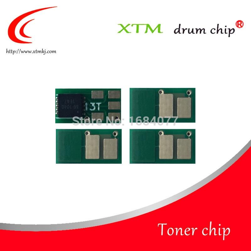 Compatible CF360X CF361X CF362X CF363X Toner reset chip for HP Color LaserJet Enterprise M553n M553X M553dn