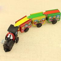 Tin Toy Train Chain Wind Up Vintage Toy Train Nostalgic Classic Toys