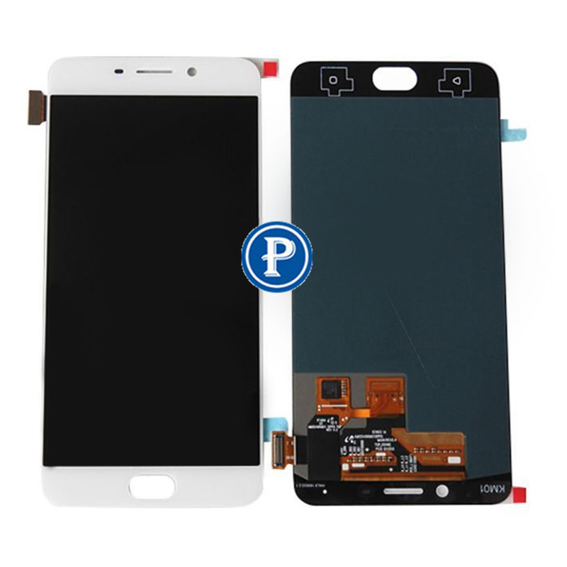 LCD Display Digitizer For OPPO R9 display Screen with touch digitizer compete free shipping