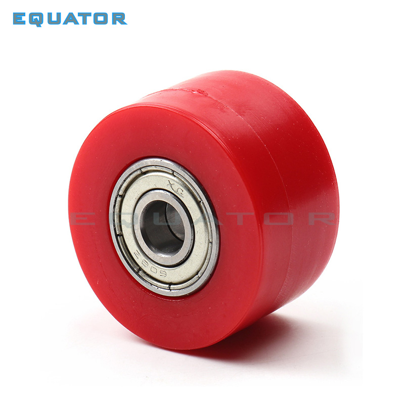 10mm Chain Roller Slider Tensioner Guide Pulley For Dirt Pit Bike Motorcycle