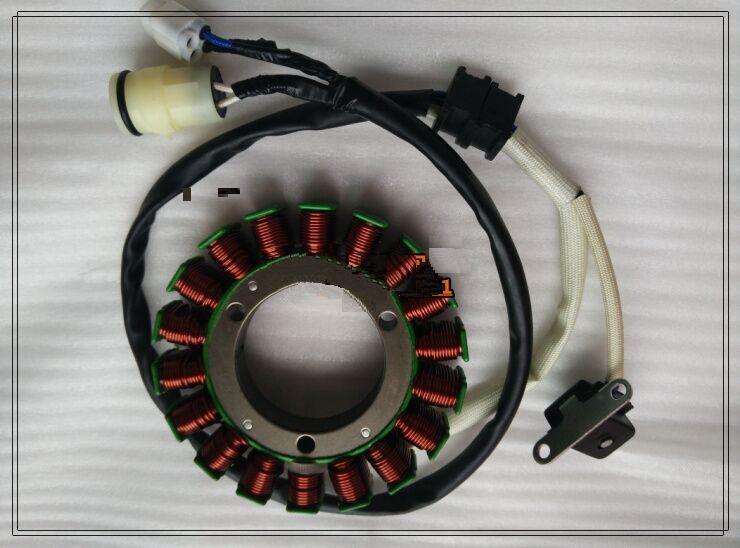 Magnetic motor stator engine parts for hisun 700 cc atv for Yamaha rhino alternator