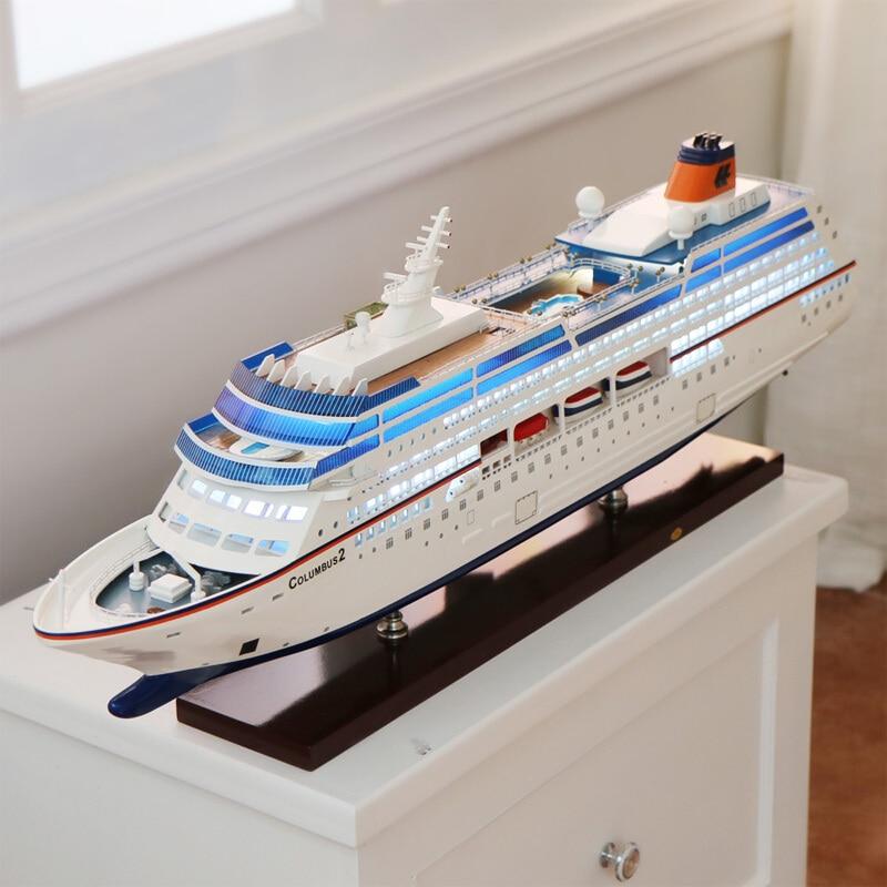 Средиземноморский Колумб большой круиз модель корабля украшения модель корабля подарки ручной европейские Craft аксессуары