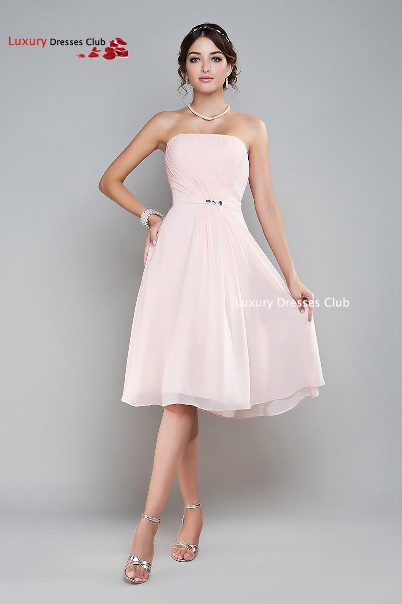 Pale Pink Bridesmaid Dresses Plus Size | Lixnet AG