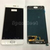 Белый 5.2 ЖК дисплей Экран для Meizu Pro 7 ЖК дисплей Дисплей Сенсорный экран планшета Ассамблеи мобильный телефон ремонт Запчасти для авто