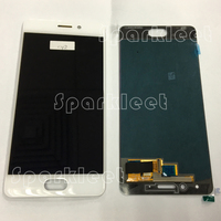 White 5.2 LCD Screen For MEIZU Pro 7 LCD Display Touch Screen Digitizer Assembly Mobile Phone Repair Replacement Parts