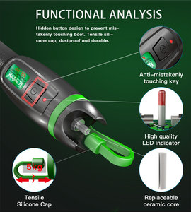 Image 4 - 30mw VFL Pen type Optical Fiber Visual Fault Locator 30mW Komshine KFL 11P 30 Fiber Optic Laser (Class 1 Laser product)