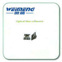 Laser cutting machine optical fiber collimator 30mm F=75 / Quartz collimator factory directly supply with favorable price