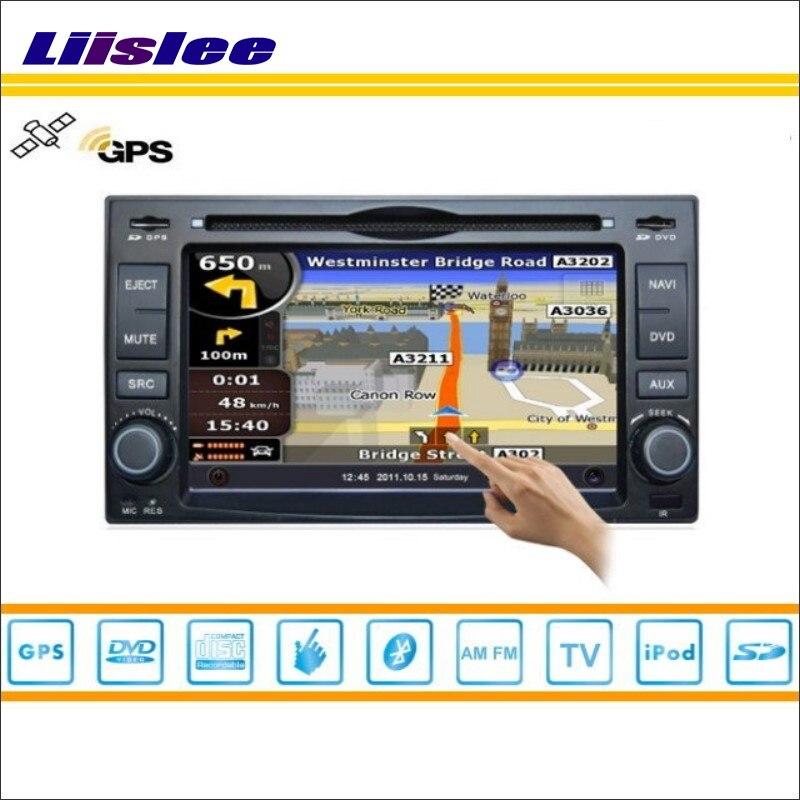 Liislee Car DVD Player GPS Nav Navi Navigation For KIA Sportage 2006~2014 Radio CD TV iPod Bluetooth HD Screen Multimedia System