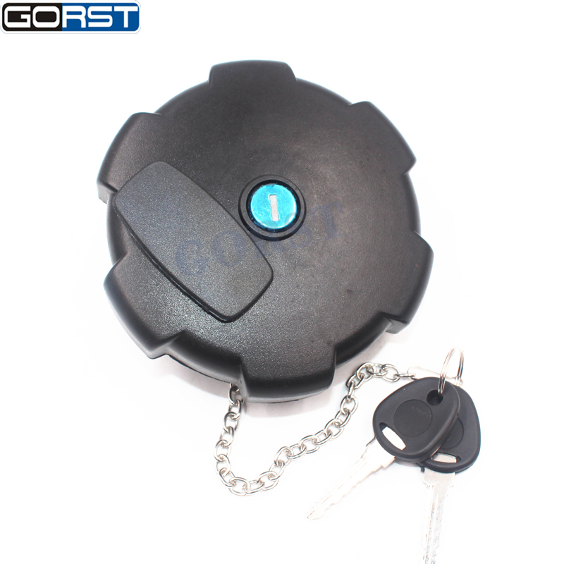 Car-styling automobiles exterior parts fuel tank cover gas cap for VOLVO truck 20392751 04 with key lock -1