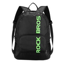Lightweight Folding Backpack Bag Rucksack For Fitness Outdoor Travel Backpacks Cycling Camping Sports Backpack Gym Foldable Bags