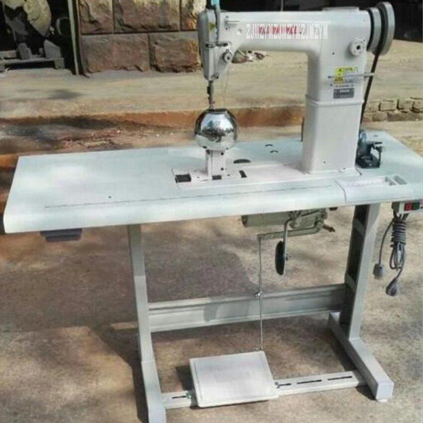 Nouveauté CR-021505 haute qualité industrielle haute tête perruque Machine à coudre pour faire des perruques 110 v/220 v/380 v 250 W 13mm Max 2800 rpm