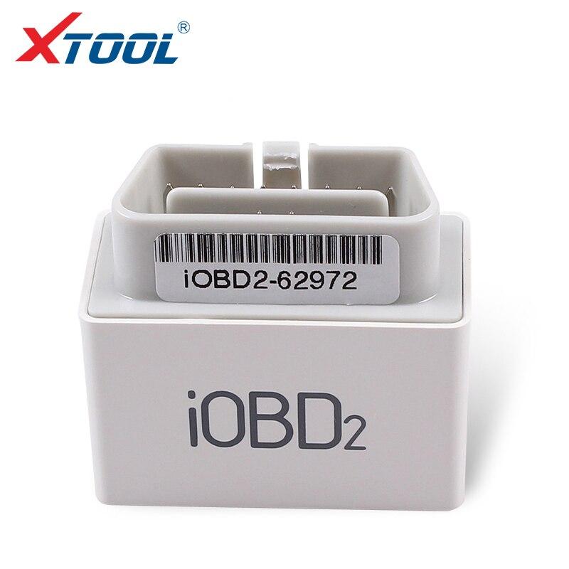 2018 100% Оригинал XTOOL iOBD2 Bluetooth OBD2/EOBD Авто сканер Code Reader для iPhone/Android средством диагностики