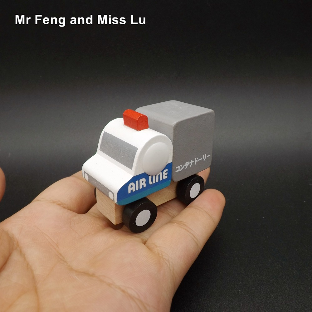mini cruiser air line traffic toys kids wooden car early learning gamechina mainland