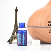 Neutriherbs 100% Pure Natural Plant Essential Oil skin Moisturizing Essence + Aromatherapy Machine, Fresh Air 10 ml/pc*6