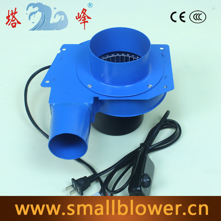 TAFENG 60w 220v small gas smoke extraction blower fan with Stepless speed regulator  цены