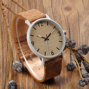 Image 5 - BOBO BIRD L E18 Stainless Steel Watches Men Quartz Watch Custom Logo Brand Designer Ladies orologio da polso OEM