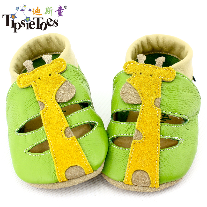 Soft Leather Baby Boys Girls Infant Shoes Slippers 0-6 6-12 12-18 18-24 New Style First Walkers Leather Skid-Proof Kids Shoes