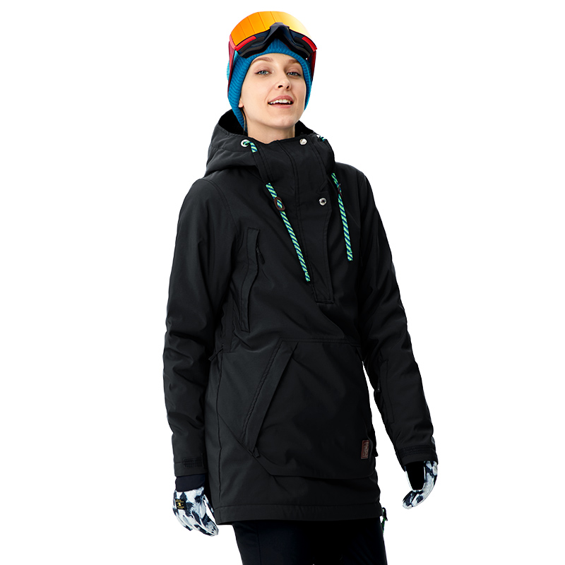 Women Snowboard Jackets 4