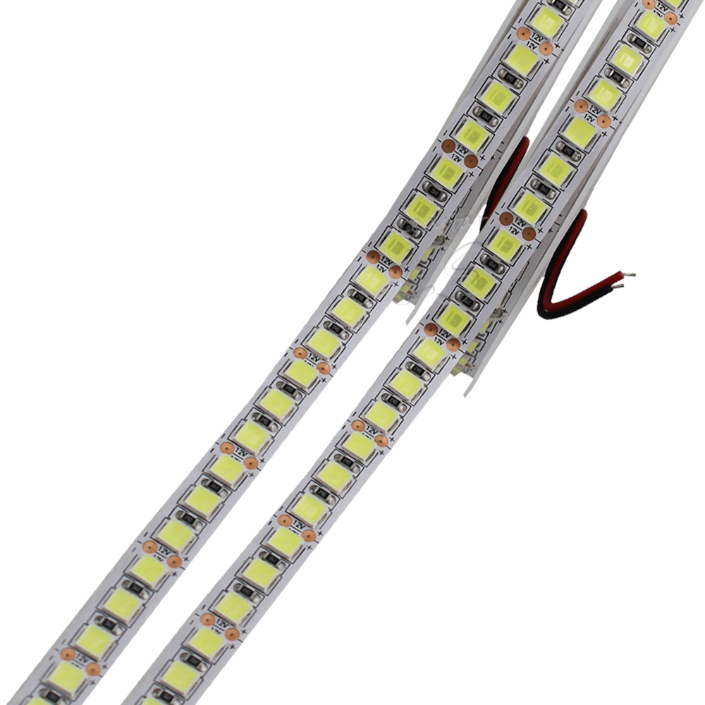 SMD 5054 LED Strip 5M 120leds/m Flexible Tape Light DC12V more bright than 5050 2835 563 ...