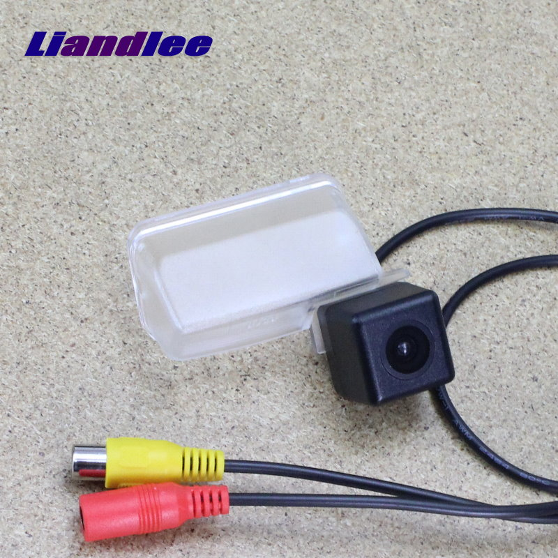 Liandlee Reversing Camera For Citroen DS4 DS 4 2010~2015 Waterproof High Quality HD CCD Car View BackUp Reverse Parking Camera