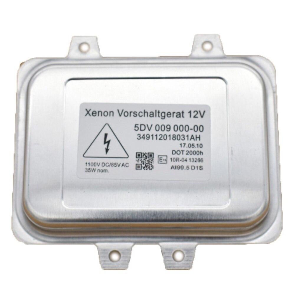цена на NEW 5DV009000-00 5DV00900000 Xenon Headlight BALLAST For BMW Ford MERCEDE-BENZ Land Rover HYUNDAI 12767670