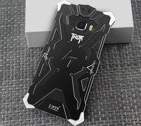 Original Simon THOR Shockproof Metal Back Cover Aluminium Phone Cases For Samsung Galaxy A5 2017 A520