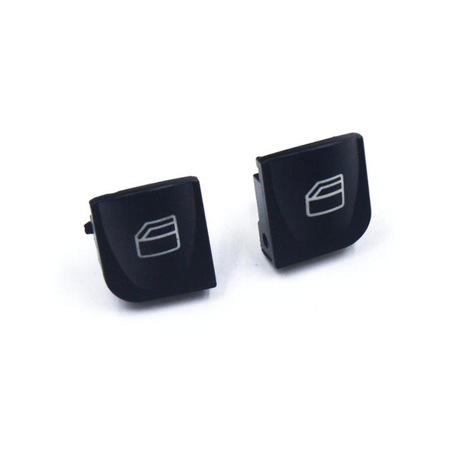Front Window Switch Button Cover For Mercedes W203 C-CLASS Power Window Switch Console Cover Caps C55 C320 C230 C240 C280 CLk