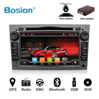 2G RAM Android 7.1 Car DVD Player GPS Navigation System For Opel Zafira B Vectra C D Antara Astra H G Combo with BT radio 1080p