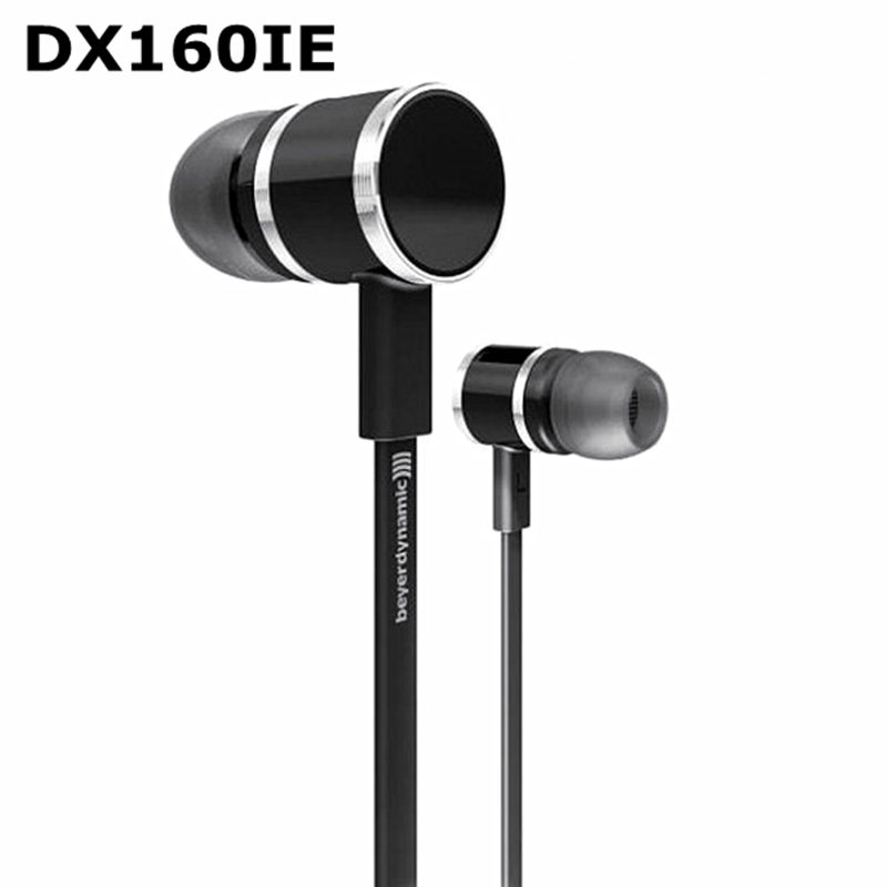 Genuine Beyerdynamic DX160IE DX160 IE in ear earphones HiFi earphones perfect bass sound Short Cable+Extend Cable design beyerdynamic mmx 102 ie