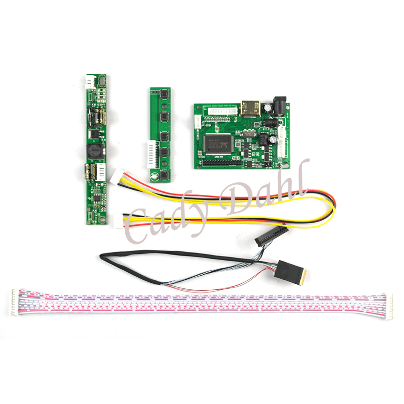 BIG SALE] HDMI DVI VGA Audio LCD Controller Board Work For 9 7inch