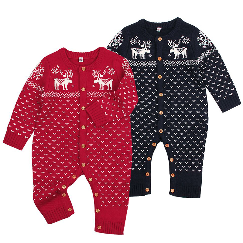 Best Top Christmas Baby Knit Outfit Ideas And Get Free Shipping A357
