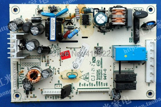 95% new Original good working refrigerator pc board motherboard for haier 0071800063 on sale 95% new original good working refrigerator pc board motherboard for samsung rs21j board da41 00185v da41 00388d series on sale