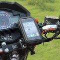 Мотоцикл велосипед Телефон Владельца Мобильного Телефона Стенд Поддержка Iphone 7 SE 6 S 6 плюс S7 GPS Держатель Велосипедов С Водонепроницаемый Футляр мешок