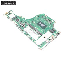 NOKOTION NBGSW11001 NB.GSW11.001 C5V01 LA-E891P For Acer aspire A515 A515-51 Laptop motherboard SR3LA i5-8250U CPU DDR4