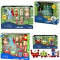 Candice guo! In The Night Garden Series Doll Ninky nonk Preenvasados Pinky Ponk fly fish juguete De Plástico coche dingding muñeca regalo 1 unid