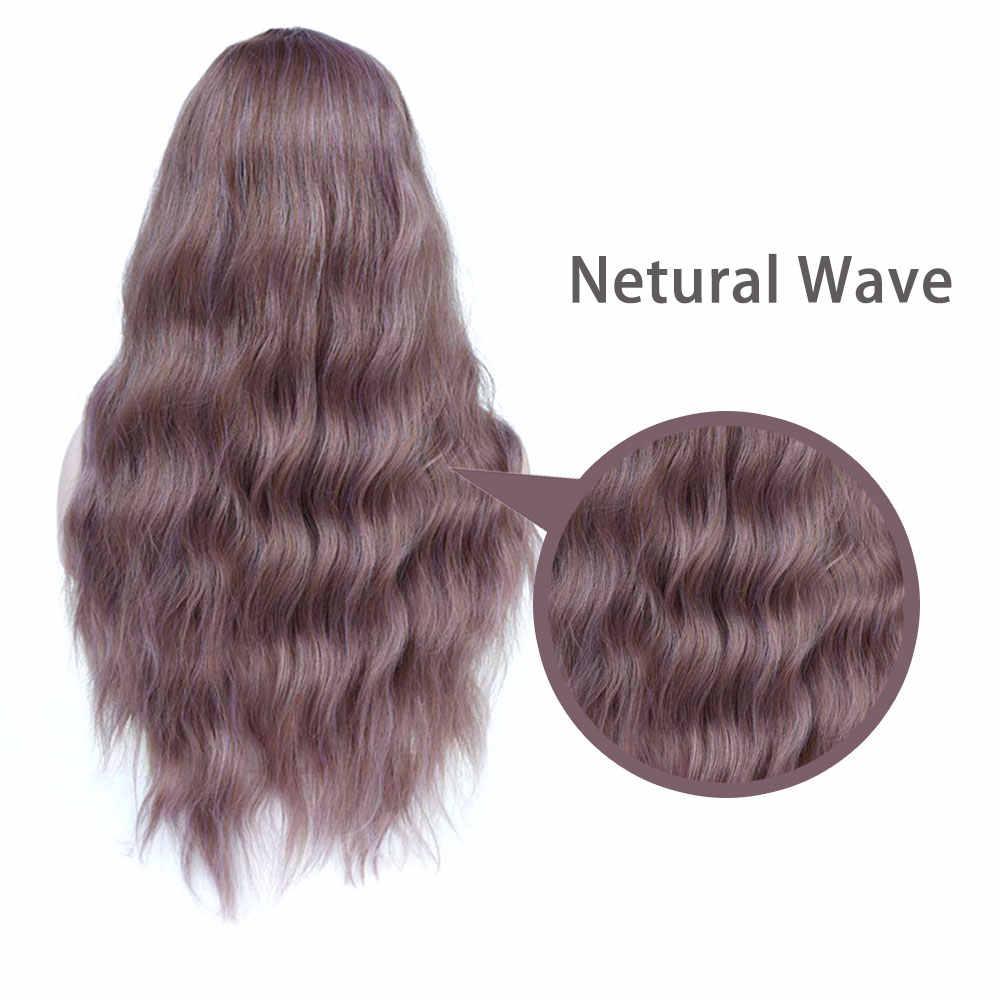 Pageup 26 афро длинные светлые розовые кудрявые синтетические парики с челкой для черных женщин красный парик для косплея женские парики распродажа