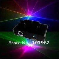 Luz do estágio do laser da animação 280 mW Laser Light Show Sistema DMX DJ Disco club Party