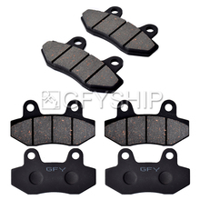 For U.M. (UNITED MOTORS) V2S 250 R V2C 650 S V2S 650 R 2006 2007 2008 V2S 250 650 R Motorcycle Front Rear Brake Pads Brake Disks motorcycle accessories brake pads fit buell blast 2000 2007 rear oem red ceramic composite free shipping