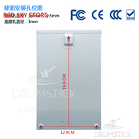 Special anti rain switch power supply 24V 16.5A 400W lamp with light box LED monitor 24V400W transformer