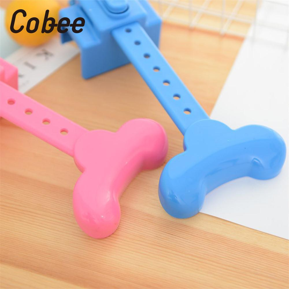 Posture Corrector Sitting Posture Corrector Eyesight Appliance Random Color Support Student Corrective Child Helpful ABS in Pen refill from Office School Supplies