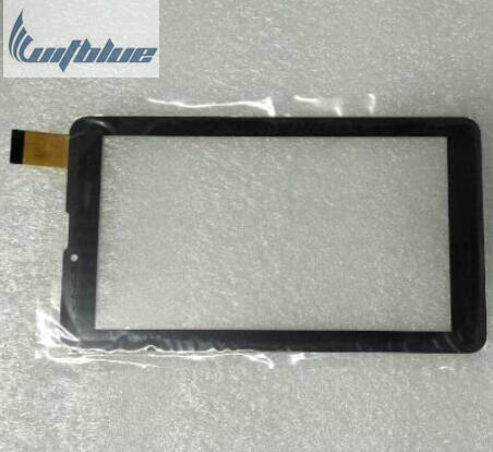 Witblue New 7'' inch Tablet Capacitive Touch Screen Replacement For ZYD070-237-V1 ZYD070-237-V1 Digitizer Panel Sensor Glass 7 inch tablet screen for dp070211 f1 touch screen digitizer sensor glass touch panel replacement parts high quality black