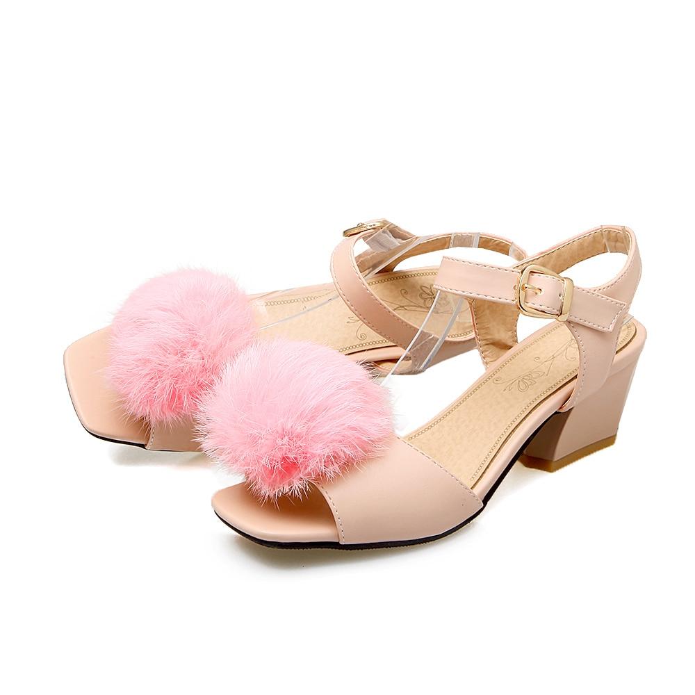 À 32 Talons Femmes Chaussures Sandales Grand Hauts Rose Pompes Dame 31 Plates blanc Petit 46 47 45 Mode Et Sexy formes Robe Dames De Taille 507 xaaUIH