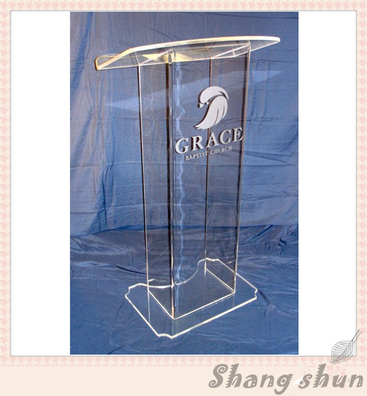 Acrylic Podiums Lecterns And Pulpit Stands / Acrylic Stage / Custom Perspex Church Podium modeling mixed species forest stands