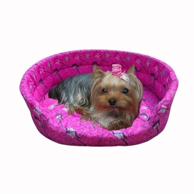 Pet Basket Bed