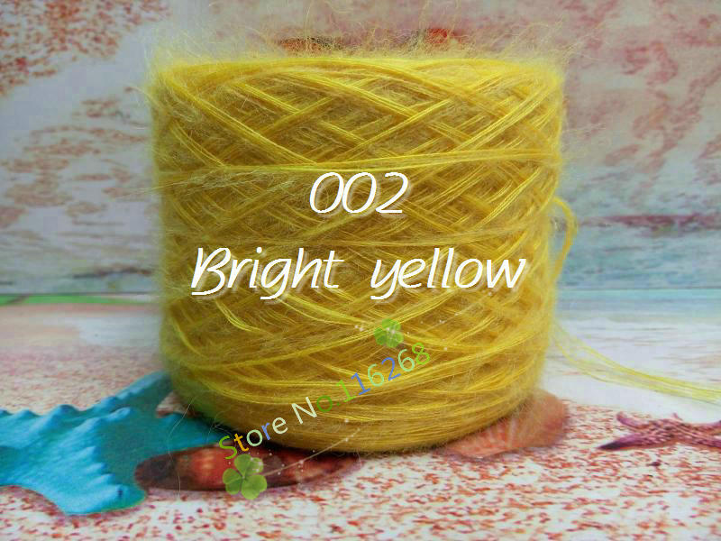 002 Bright yellow