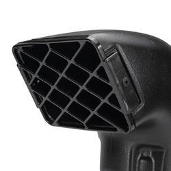 3.5 Cal czarny samochód DOPŁYW POWIETRZA nadające się do drogi wymiana Mudding fajka głowica DOPŁYW POWIETRZA pamięci Ram kolektor pyłu do SUV