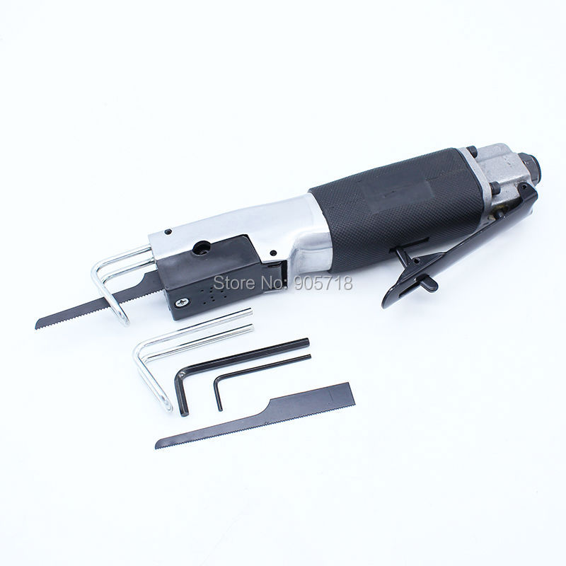 High Quality  PROFESSIONAL TOOLS Pneumatic File / Pneumatic Machine / Air Reciprocating Saws / Air File tool pneumatic air reciprocating file body saw tool pneumatic reciprocation filing buffing polishing grinding machine air power tools