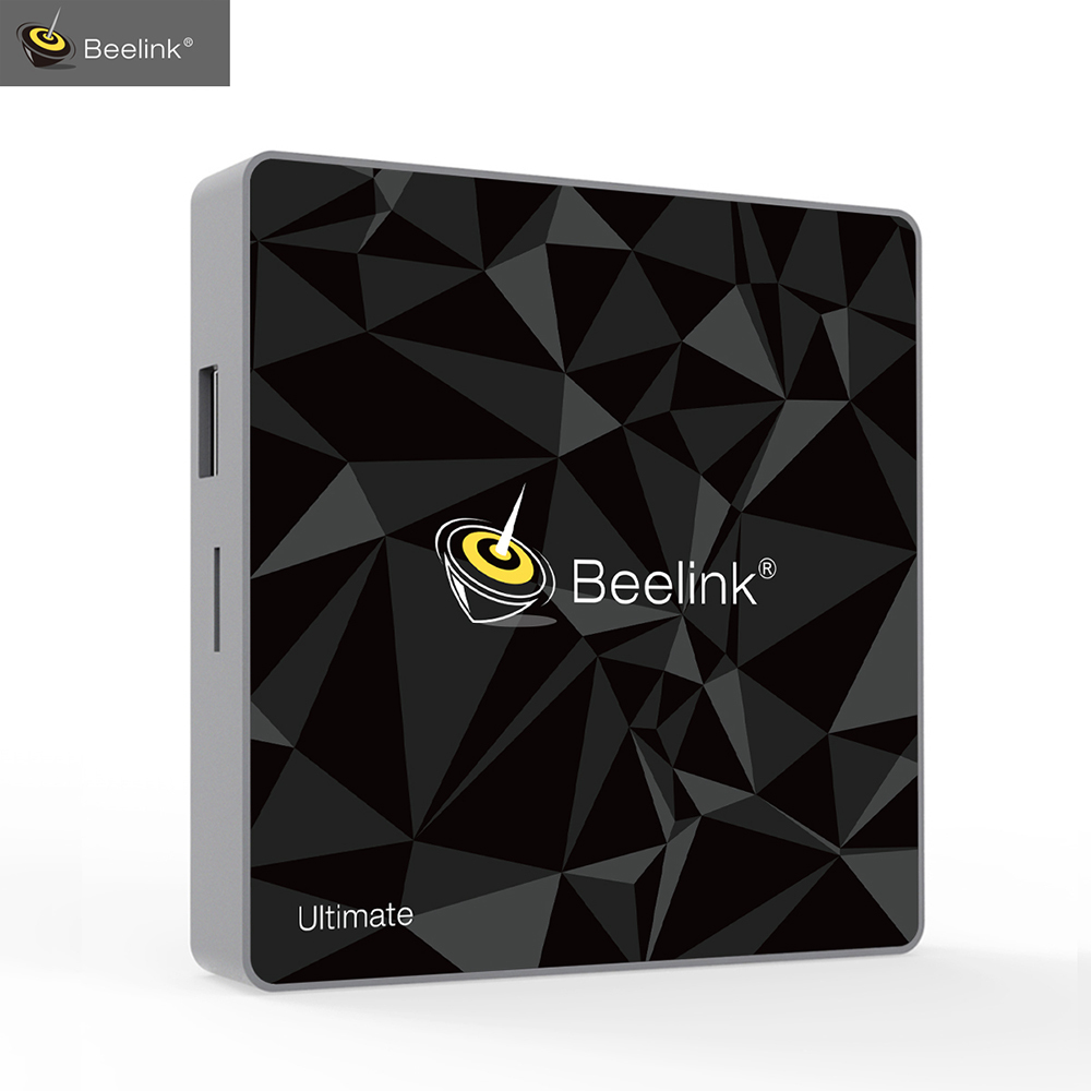 Beelink GT1 Ultimate Smart Android TV Box 5G WIFI 4K HD Amlogic S912 Octa Core CPU Android 7.1 Set-top box Media Player